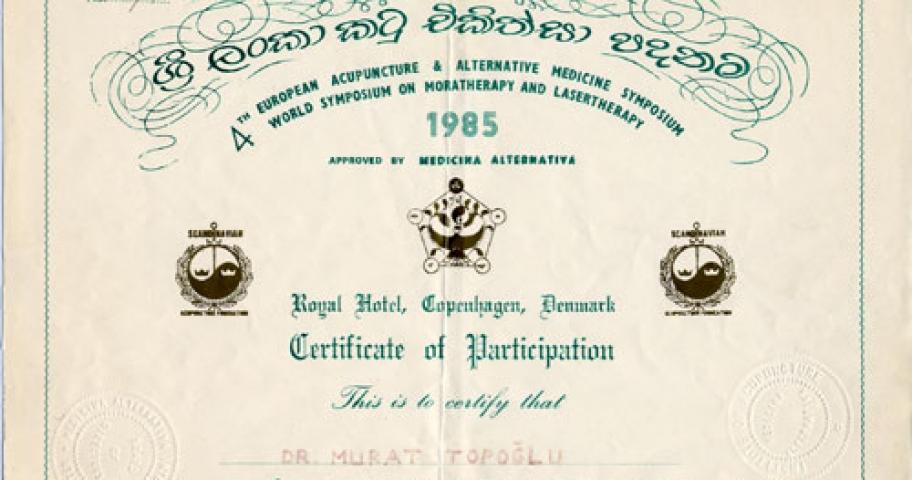 Dr. Murat Topoglu - Diploma 08