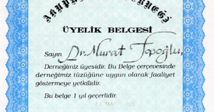Dr. Murat Topoglu - Diploma 17
