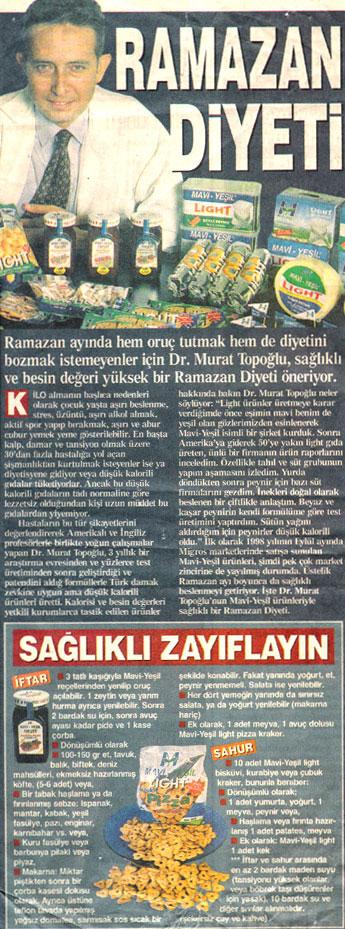 Dr. Murat TOPOĞLU Gazete ve Dergi Haberleri - 09