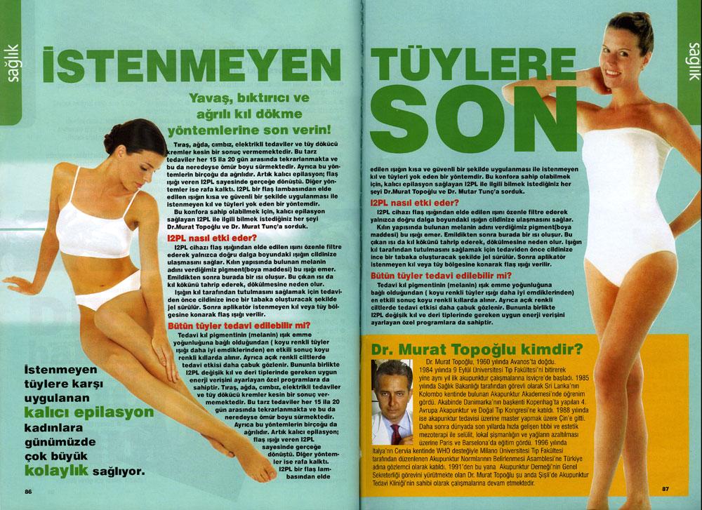 Dr. Murat TOPOĞLU Gazete ve Dergi Haberleri - 32