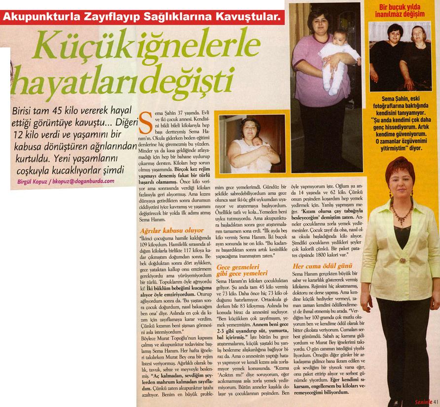 Dr. Murat TOPOĞLU Gazete ve Dergi Haberleri - 57