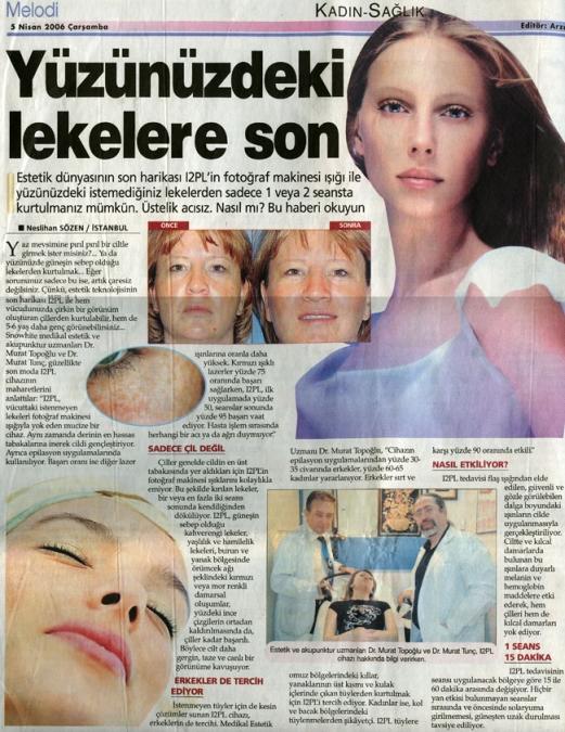 Dr. Murat TOPOĞLU Gazete ve Dergi Haberleri - 58