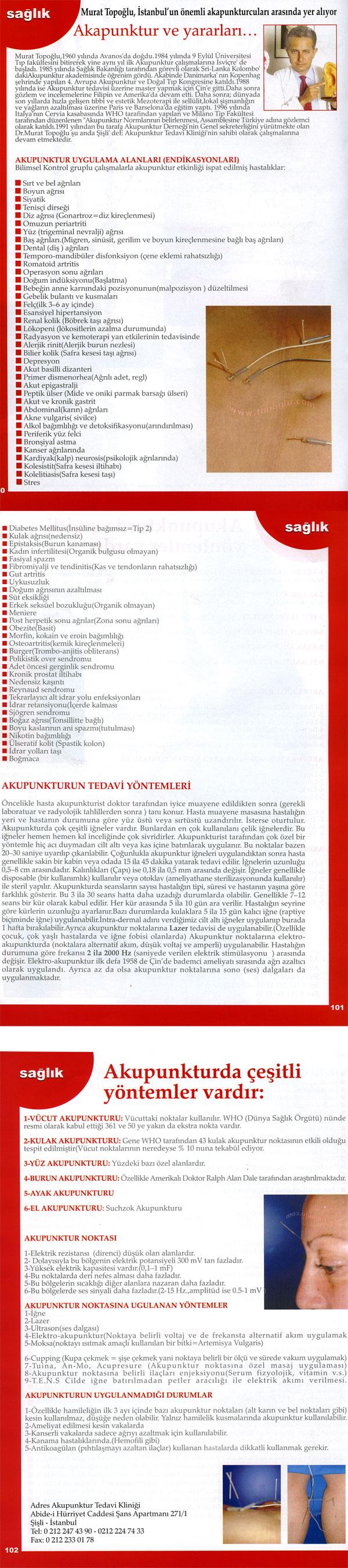 Dr. Murat TOPOĞLU Gazete ve Dergi Haberleri - 59