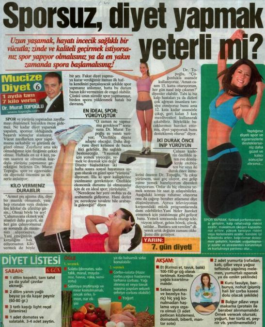 Dr. Murat TOPOĞLU Gazete ve Dergi Haberleri - 65