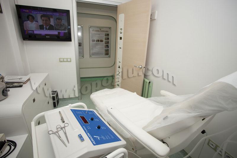 Dr. Murat Topoğlu Klinik Fotoğraf Galerisi - 8